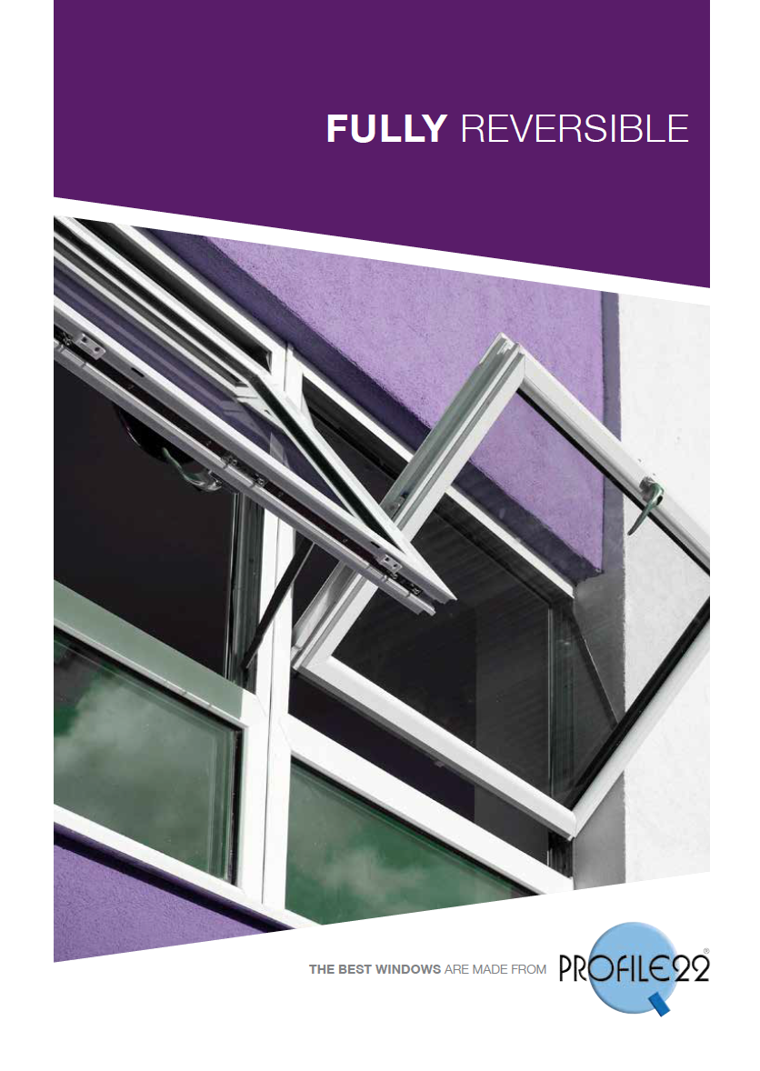 Fully Reversible Windows  Brochure