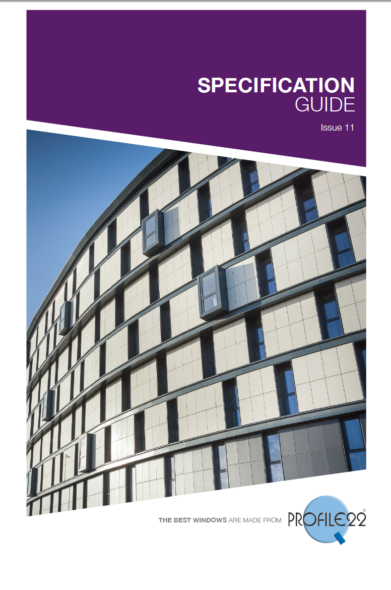 Specification Guide Brochure