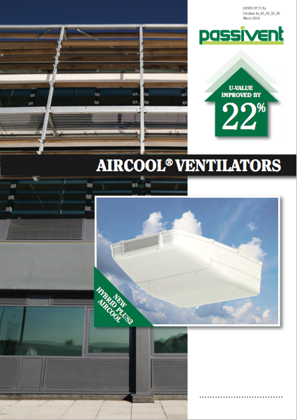 Aircool Ventilators  Brochure