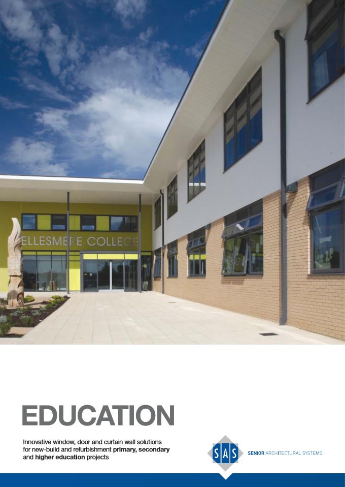 Senior Education Brochure Brochure