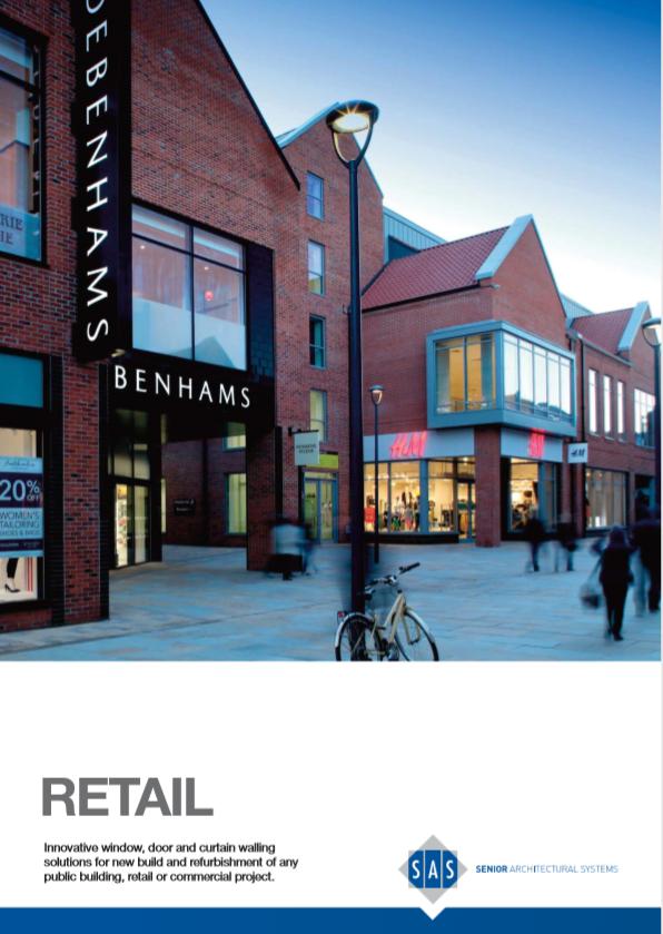 Senior Retail Brochure Brochure