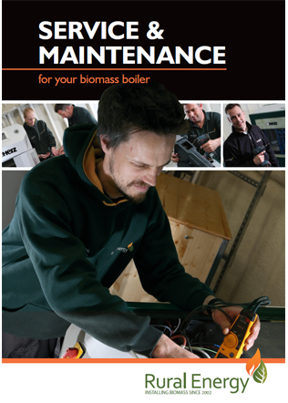 Rural Energy Service & Maintenance Offerings Brochure