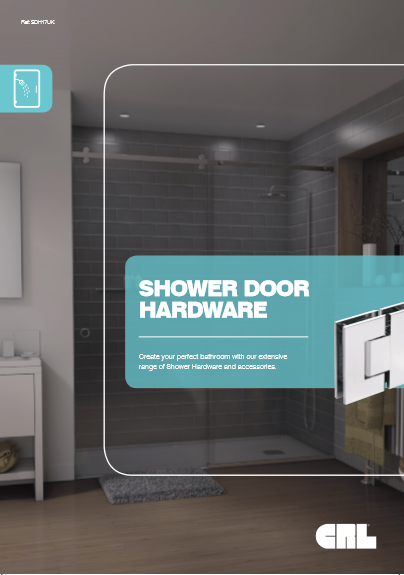 Shower Door Hardware Brochure Brochure