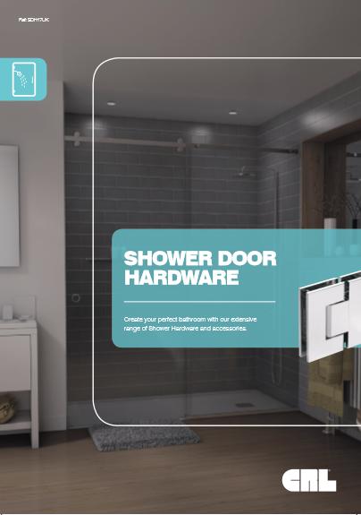 Shower Door Hardware Brochure Brochure