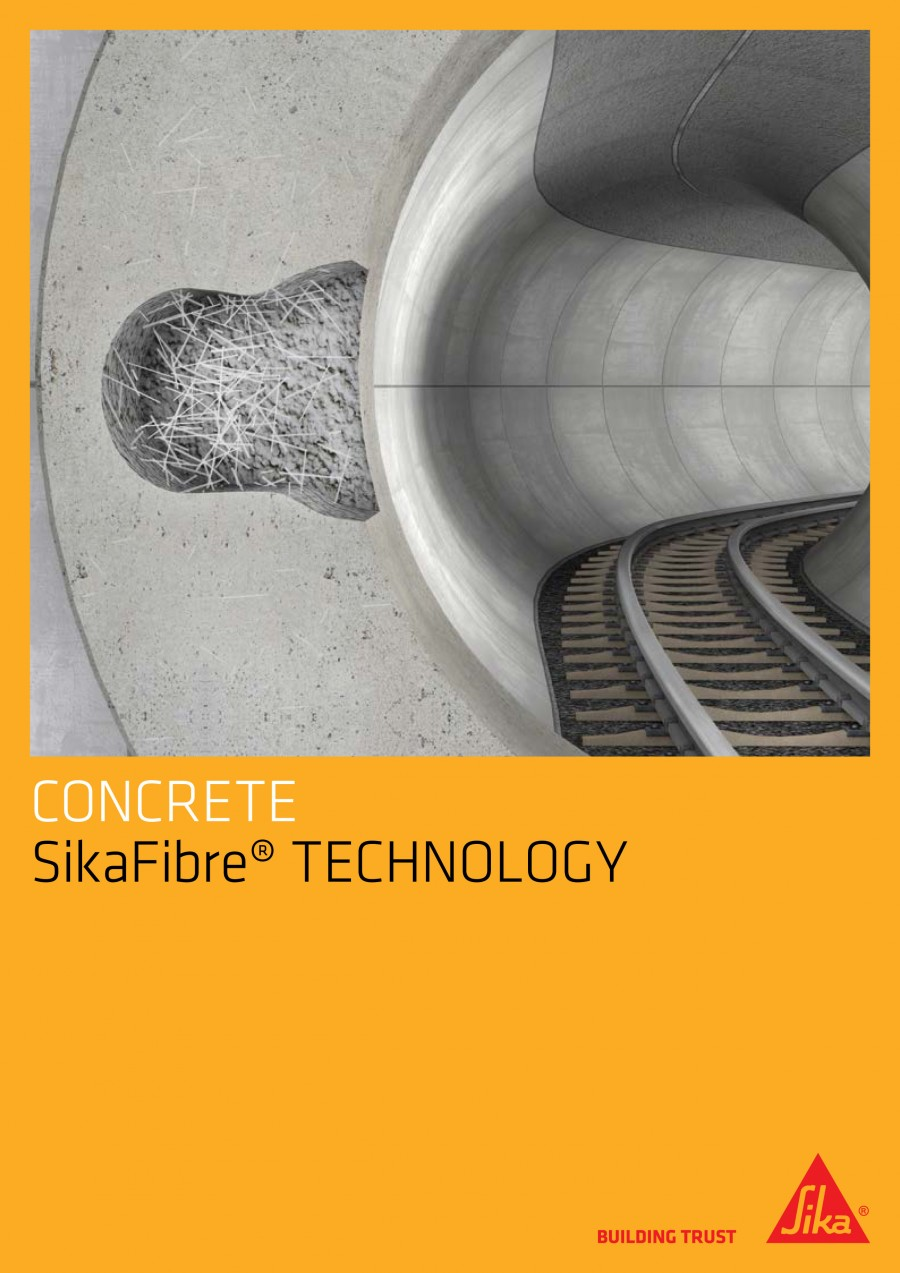 SikaFibre® Technology Brochure