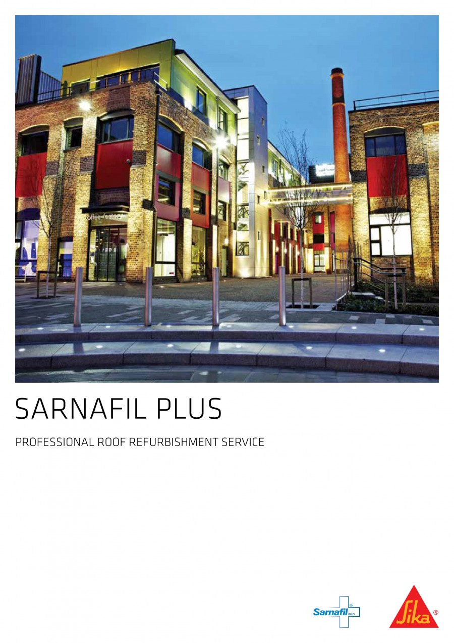 Sika Sarnafil Plus Brochure