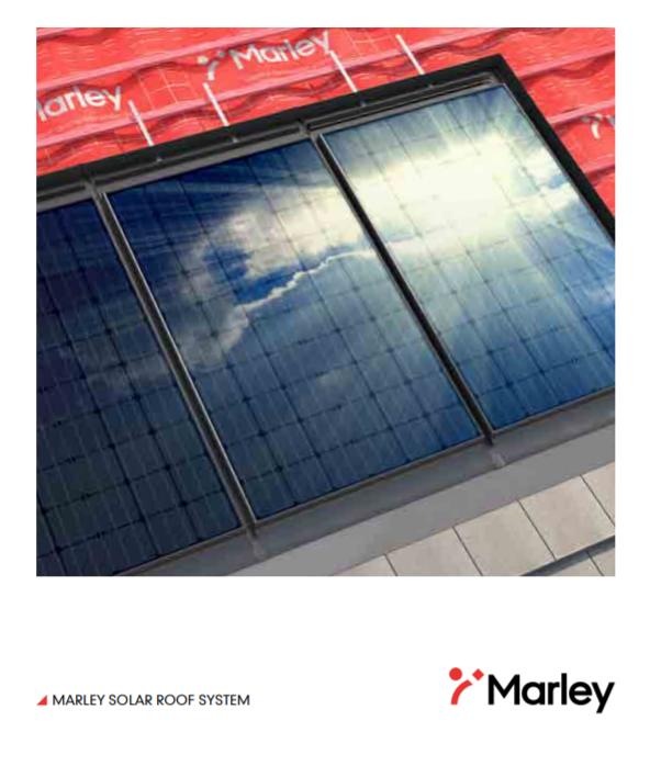 Solar Roof System Brochure