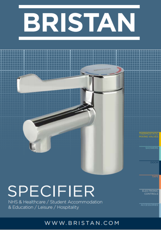 Bristan - Specifier Brochure Brochure