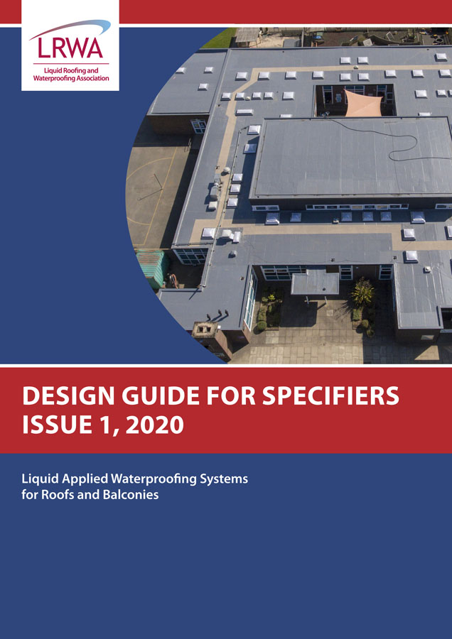 LRWA Launches New Design Guide for Specifiers Brochure