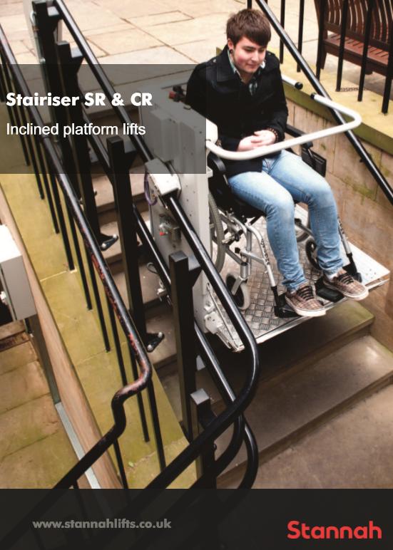 Stairiser Brochure
