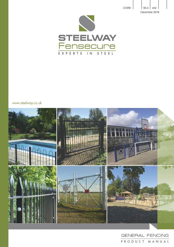 General Fencing Brochure Brochure