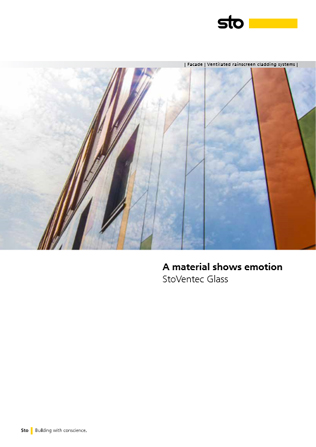 StoVentec Glass Brochure