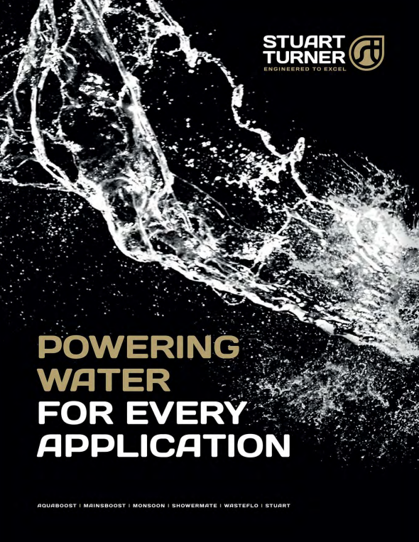 Powering water for every application Brochure