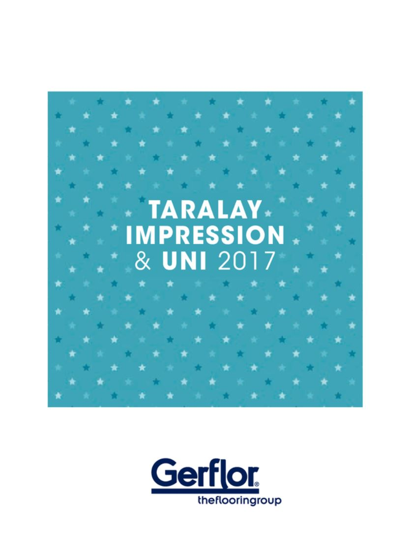 Taralay Impression & Uni  Brochure