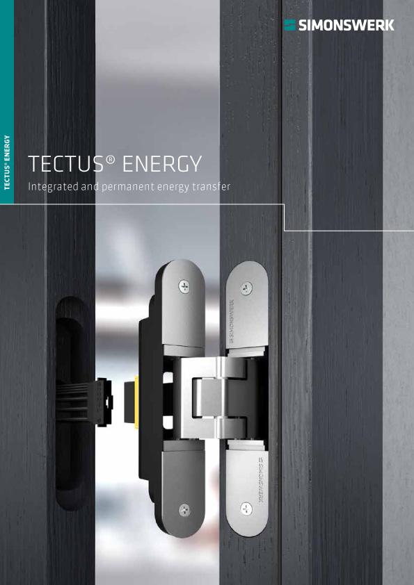 TECTUS Energy Brochure
