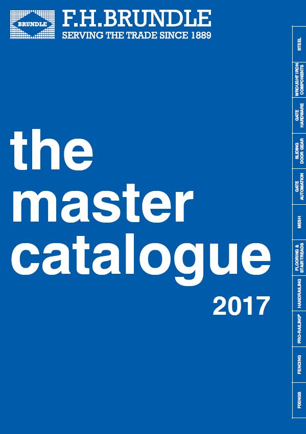 The master catalogue 2017 Brochure