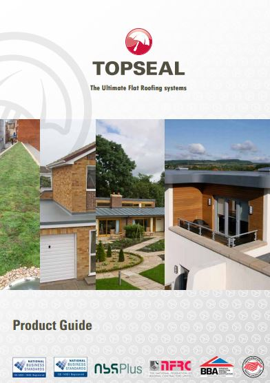 Topseal Product Guide Brochure