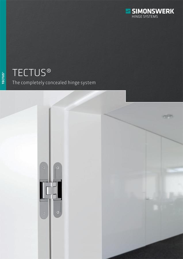 TECTUS Hinges Brochure
