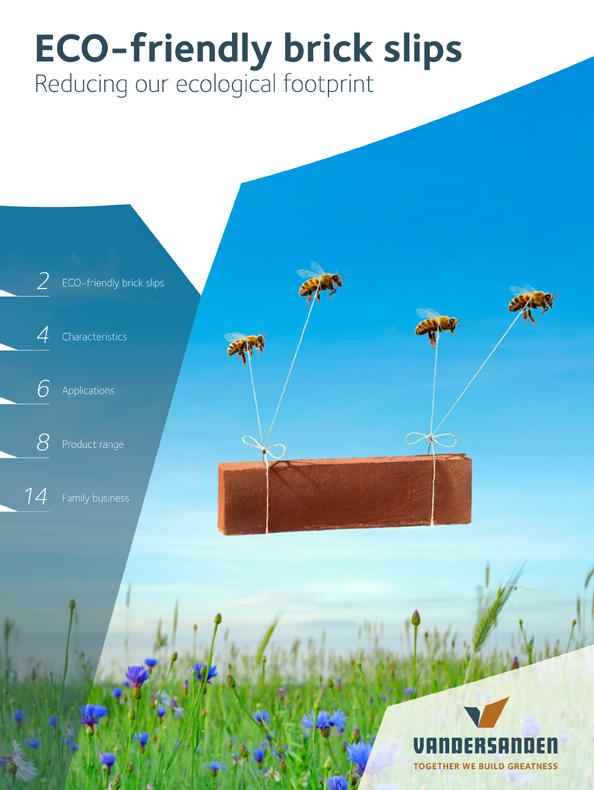 ECO-friendly brick slips Brochure