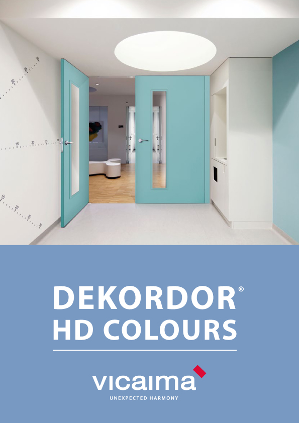 DEKORDOR® HD COLOURS Brochure