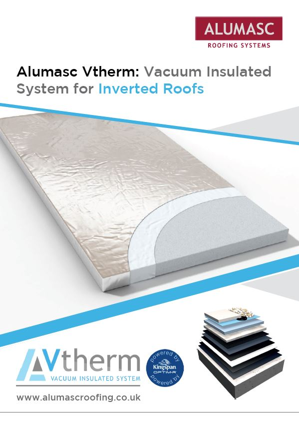 Vtherm Vacuum Insulated System - Inverted Roof Brochure
