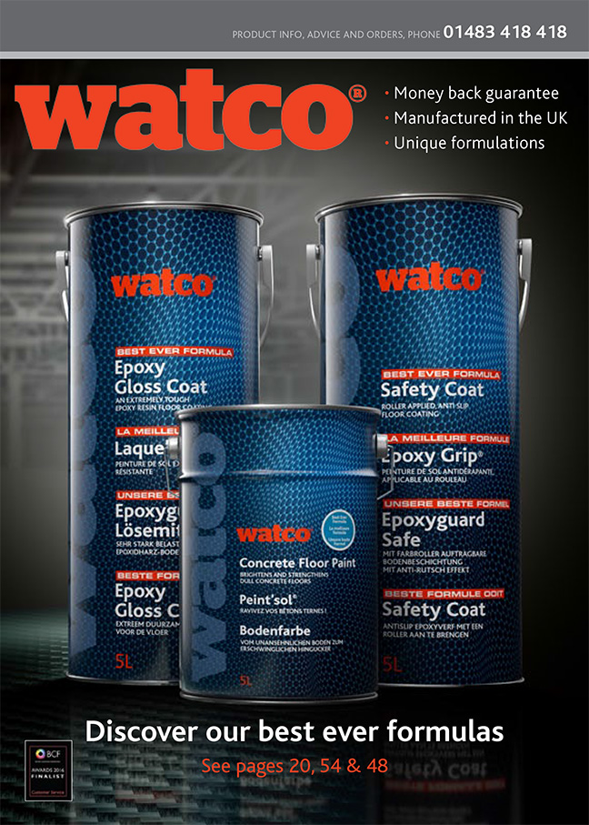 Watco Catalogue Brochure