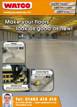 Make your floors look as good as new Brochure