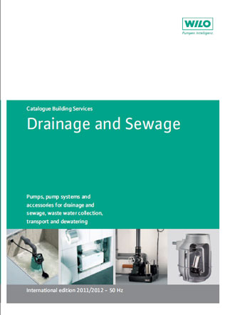 Drainage and Sewage Brochure