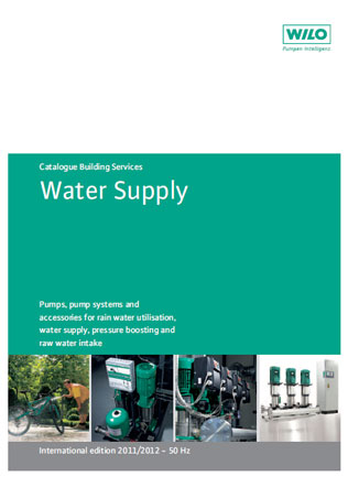 Water Supply Brochure