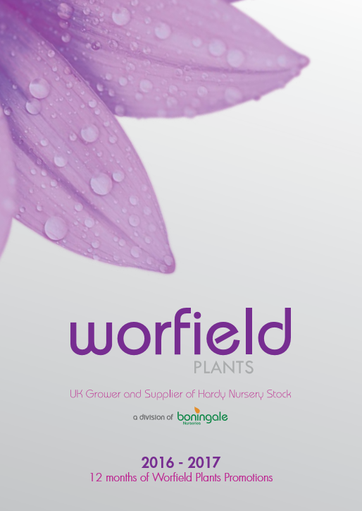 Worfield Plants Brochure