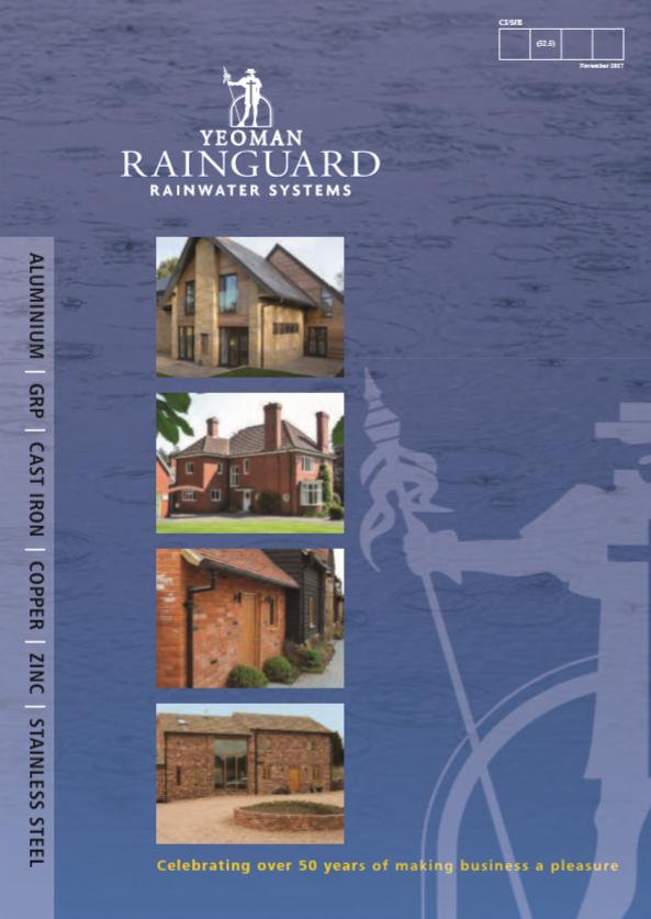 Rainguard Brochure 2017 Brochure