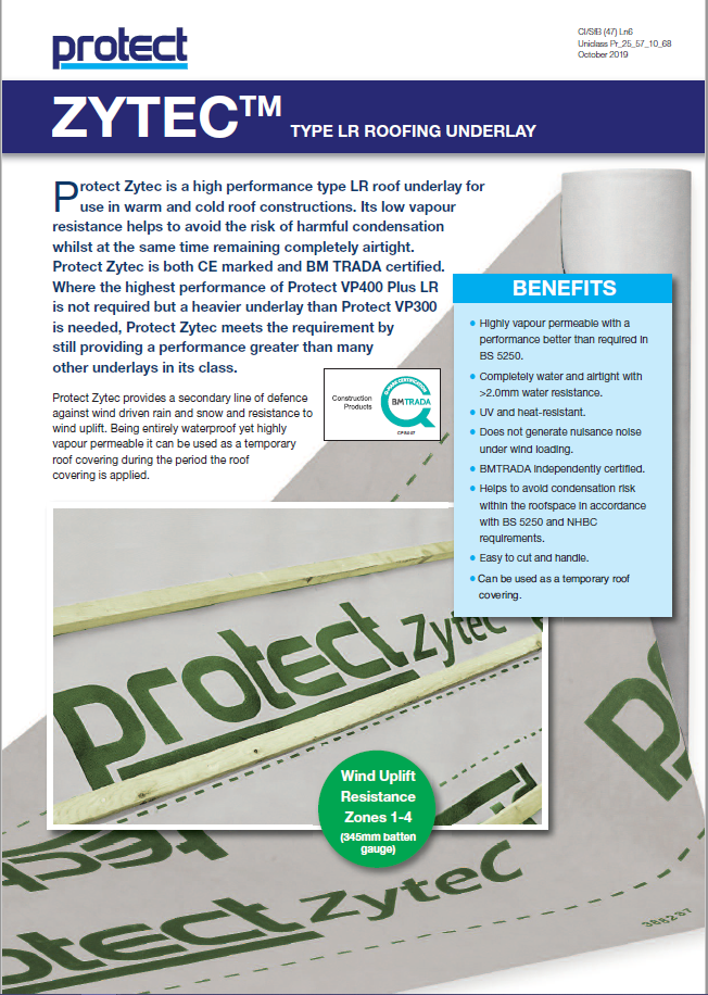 ZYTEC - Protect Brochure