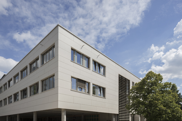 Dekton® Chosen for Exterior Façades on Erlangen University Hospital