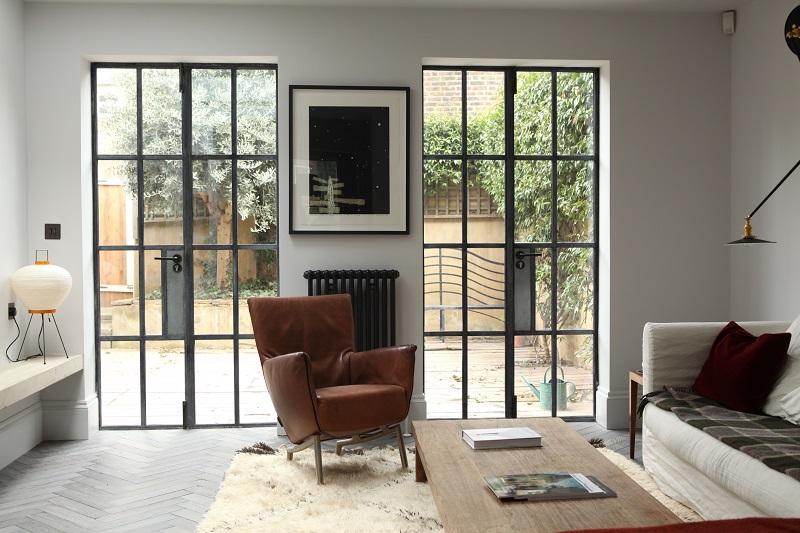 Steel windows create new design aesthetic specification for Steel window design 2016