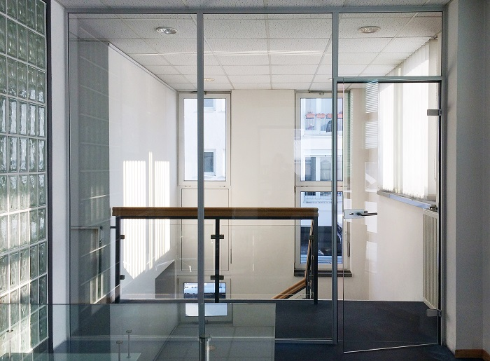 Office Partition Systems Are Safe And Sound With Crl