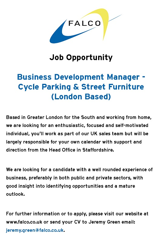 Job Opportunity: Business Development Manager | Specification Online