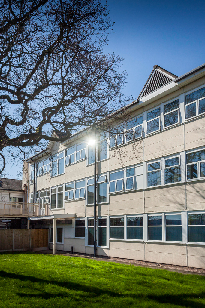 Leighton Hospital Receives A Facelift From Profile 22