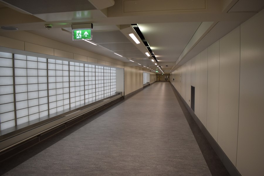 Kalwall Brings Light And Security To Gatwick Airport