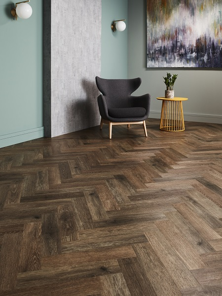 Amtico Creates An Impact With New Spacia Parquet Specification Online