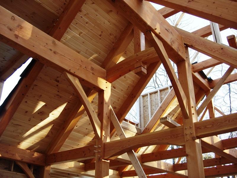 Beautiful Exova BM TRADA Offers Training In Timber Frame Construction