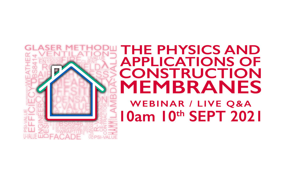 Register Now For The Physics and Applications of Construction Membranes