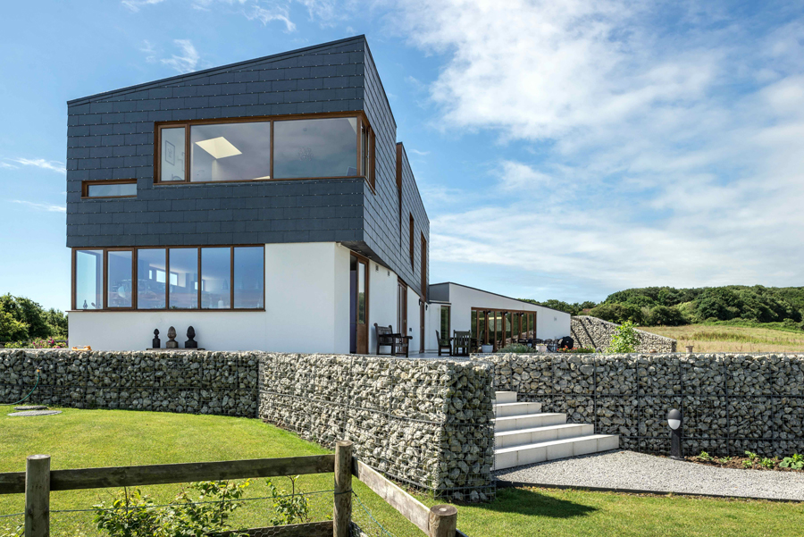 NEW CPD HELPS TO ENSURE CONFIDENCE WHEN SELECTING SLATE CLADDING