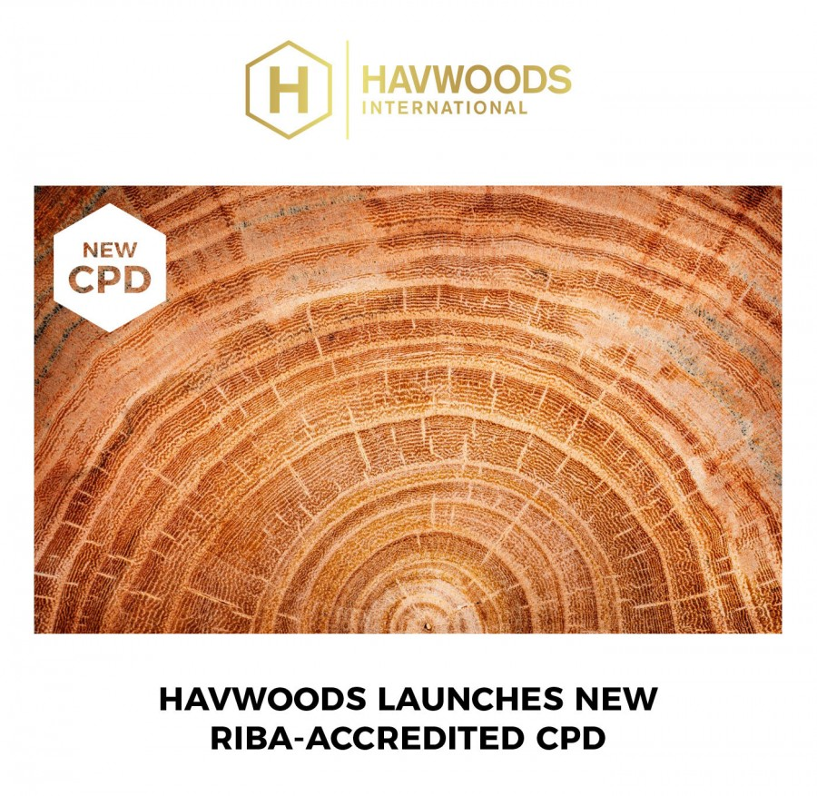 Havwoods Launches NEW RIBA-accredited CPD