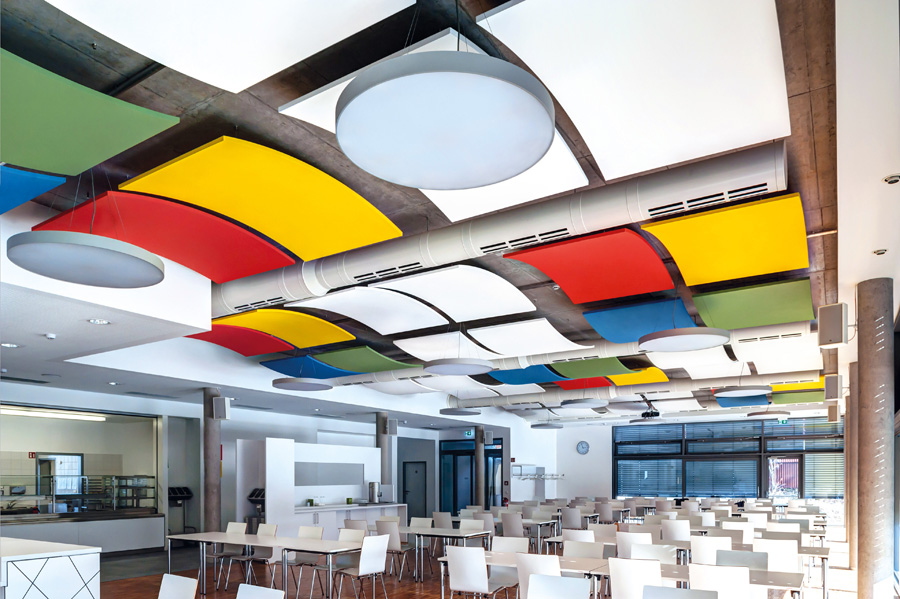Armstrong World Industries Ltd Armstrong Floating Ceilings