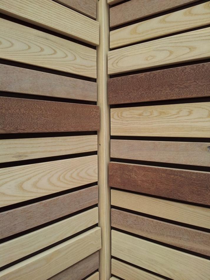 Hunter Douglas Facades Solid Wood Facades Specification