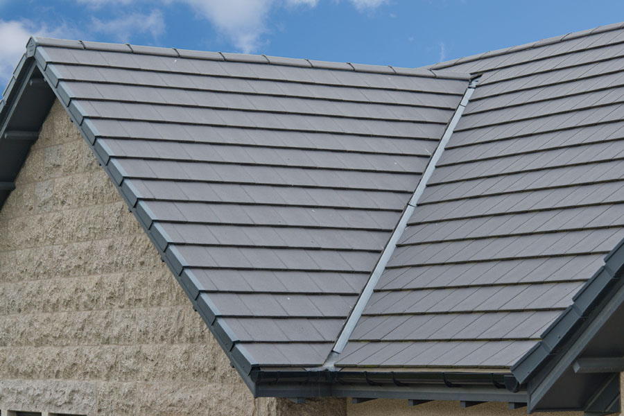 Marley eternit roofing concrete tiles specification for Contemporary roofing materials