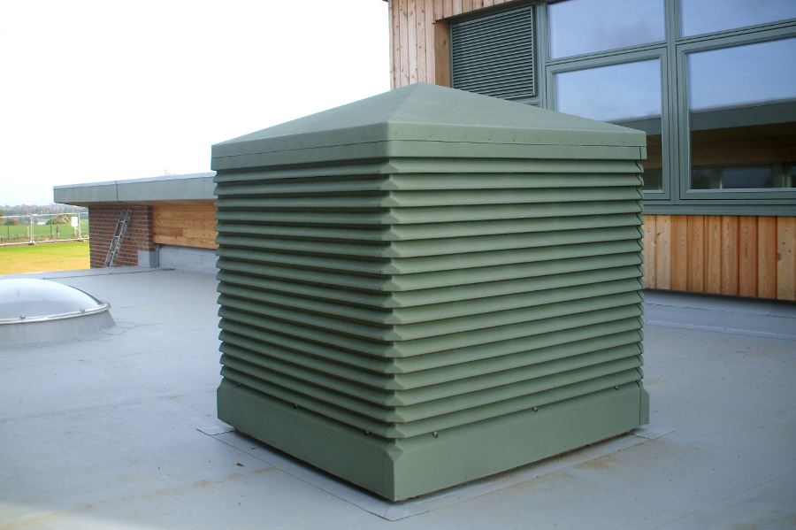 Passivent Airstract 174 Roof Ventilation Terminals From
