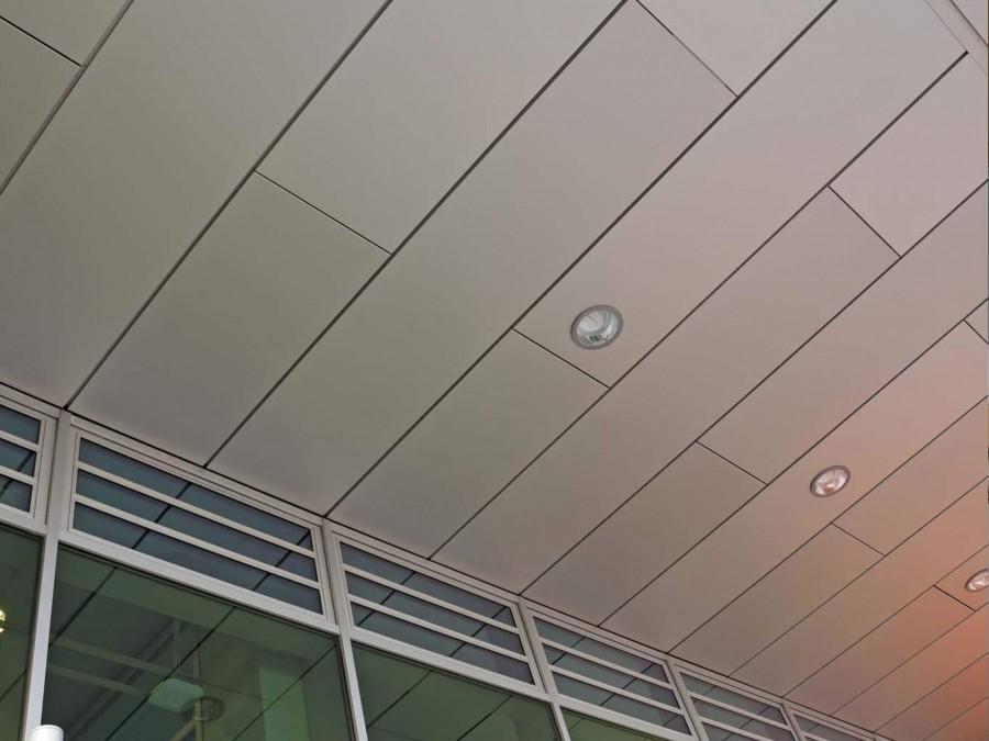 Metalline Services Limited Aluminium Soffits Amp Fascia Panels