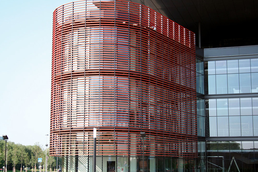 Telling Architectural Ltd Sunshading Screens