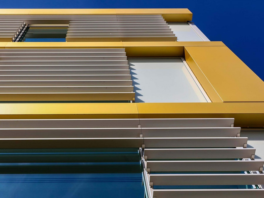 Metalline Services Limited Unity Aluminium Rainscreen